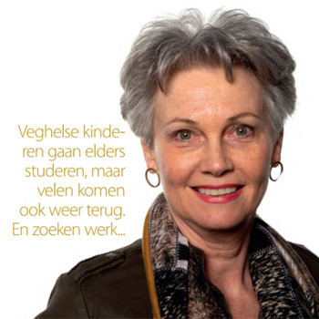 Interview Anita O'Connor in Bedrijvig Meierijstad