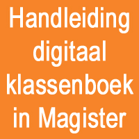 Digitaal Klassenboek in Magister